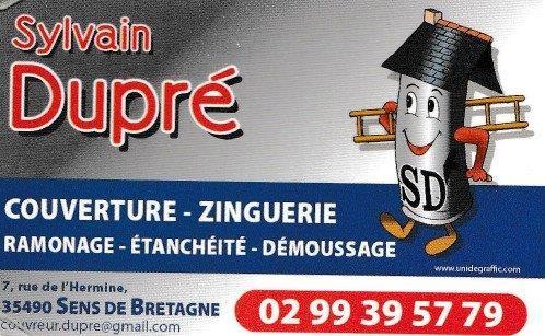 Sylvain DUPRE Couverture Zingerie