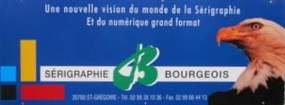 Sérigraphie BOURGEOIS